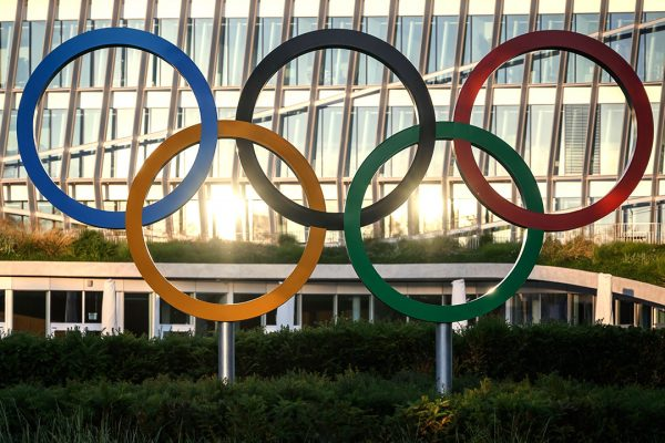 This Olympics